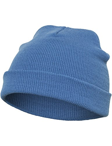 Flexfit Mütze Heavyweight Beanie, CL Blue, one Size