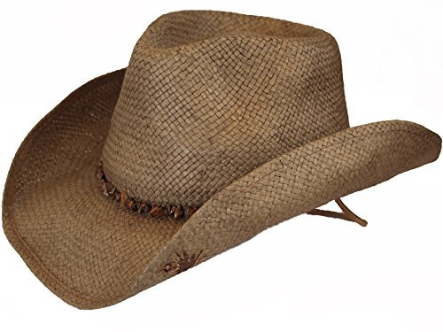 a494232b945be Blue chair bay 0016698293938 Mens Kenny Chesney Cowboy Hat- Price in India
