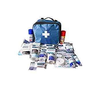 Qualicare Training Sports First Aid Kit in Carry Bag