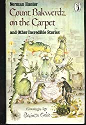 Count Bakwerdz on the Carpet and Other Incredible Stories (Puffin Books)