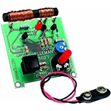 Velleman K7102 Metal ferroso multidetector digital - Multidetectores digitales (56 mm, 64 mm)