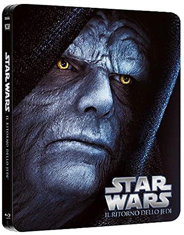 Star wars 6 - Il ritorno dello Jedi(steelbook a tiratura limitata) [Blu-ray] [IT Import]