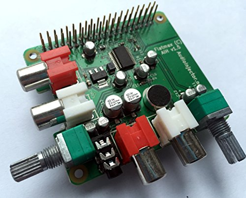 sound-card-for-the-raspberry-pi