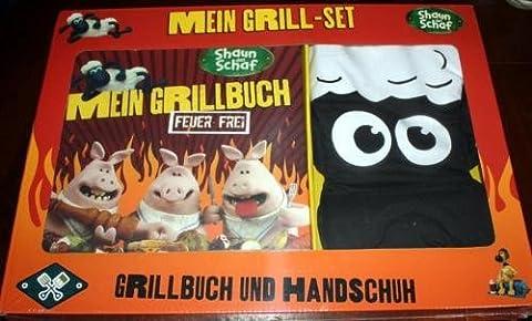 Shaun das Schaf - Mein Grill-Set - Mein Grillbuch