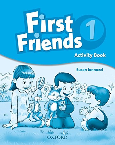First Friends 1: Activity Book (Little & First Friends)