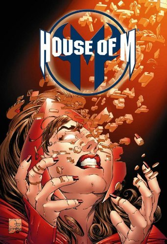 House Of M: Spider-Man, Fantastic Four & X-Men HC (Oversized) by Salvador Larroca (Artist), Tom Grummett (Artist), Scot Eaton (Artist), (23-Dec-2009) Hardcover