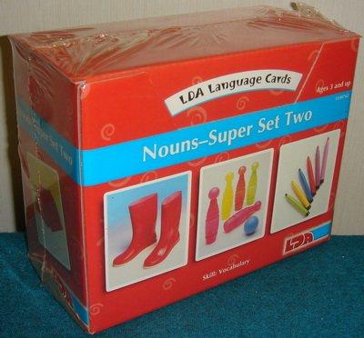 Nouns Super Set Two