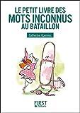 Petit Livre de - Mots inconnus au bataillon (Hors collection)
