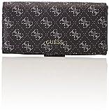 Guess Slg Wallet, Women's Grey (Coal), 2x10x20 cm (W x H L)