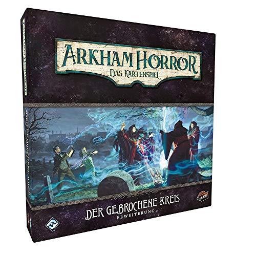 Arkham Horror - Das Kartenspiel LCG - Der gebrochene Kreis | Deutsch | Deluxe Erweiterung (Kreis-erweiterungen)