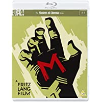 M - A Fritz Lang Film: Masters Of Cinema