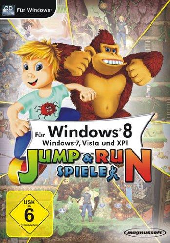Jump & Run Spiele für Windows