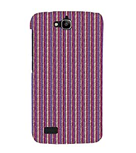 Abstract Pattern 3D Hard Polycarbonate Designer Back Case Cover for Huawei Honor Holly :: Honor Holly