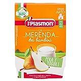 Plasmon Merenda Pera Yogurt - 240 gr