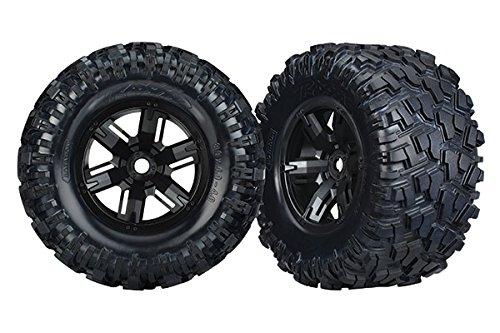 Preisvergleich Produktbild Traxxas Reifen X-MAXX AT auf Felgen
