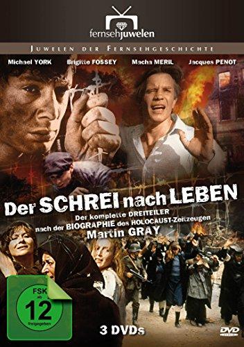 Bild von Der Schrei nach Leben (Fernsehjuwelen) (3 DVDs)