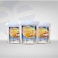 SCIENTIFFIC NUTRITION HARINA DE Avena Cubo DE 2 KG Doughnuts Glaze