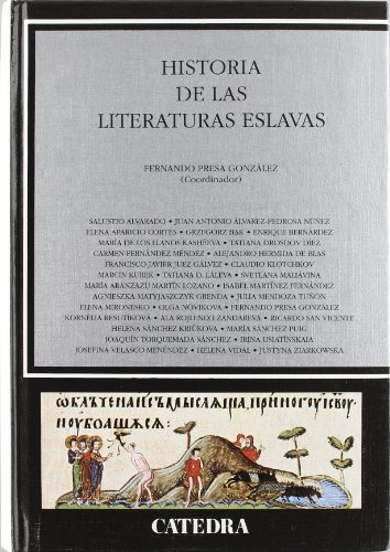 Historia de las literaturas eslavas (Crítica Y Estudios Literarios - Historias De La Literatura)