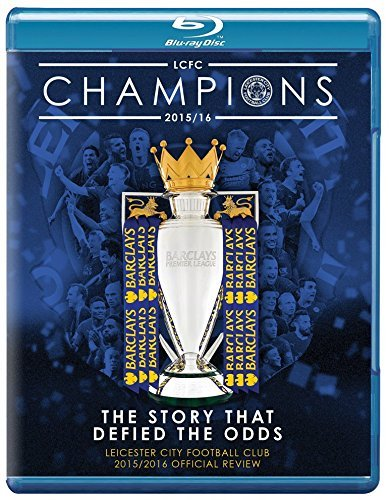 Leicester City Football Club: Premier League Champions - 2015/16 Official Season Review [Blu-ray] [UK Import]
