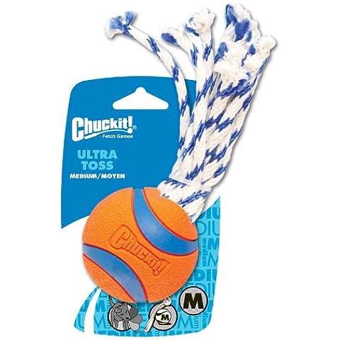 Chuckit Ultra Toss Cane-giocattolo, 6 cm, Media
