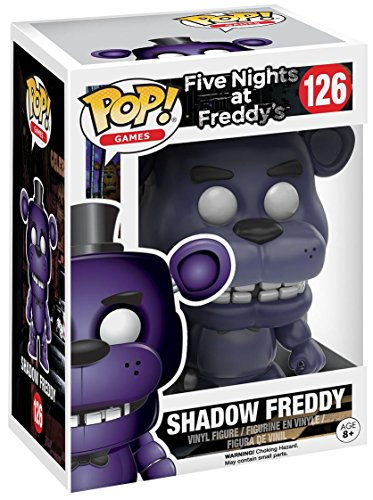 Five Nights At Freddy's Shadow Freddy Vinyl Figure 126 Collector's figure Standard