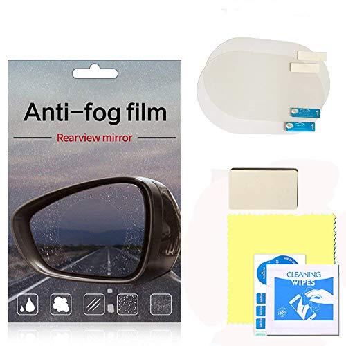 2 Stücke Auto Anti Wasser Nebel Film Anti Fog Rainproof Rückspiegel Schutzfolie Hoher Standard In QualitäT Und Hygiene Auto & Motorrad: Teile