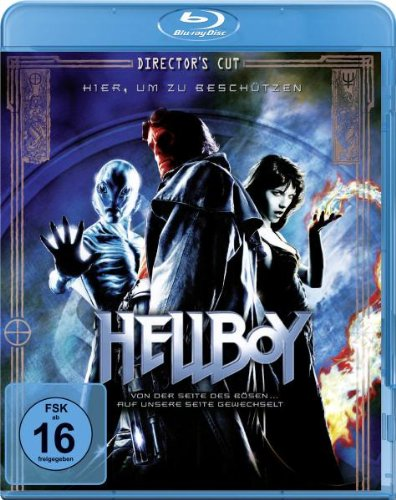 Hellboy [Blu-ray] [Director\'s Cut]