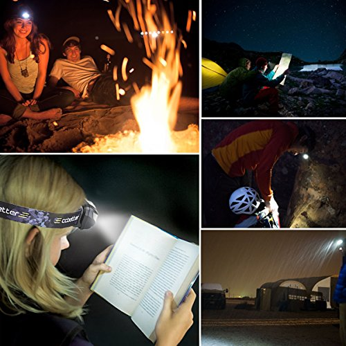 Head-Torch-ccbetter-LED-USB-Headlamp-Running-Head-Torches-Rechargeable