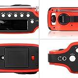 Duronic Apex Radio AM / FM – Solarenergie und USB-Ladegerät – Radiowecker / Taschenlampe / Ideal für Camping, Wandern, zu Hause oder im Garten / Aufladbare Kurbel - 5