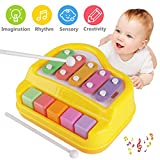 2 in 1 Piano Xylophon für Baby Kids
