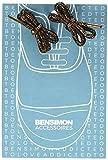 Bensimon Lacets, Marron (Bronze)