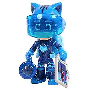 Giochi Preziosi PJ Masks PJU031 Figura de Juguete para niños Azul Niño/niña 1 Pieza(s) - Figuras de Juguete para niños (Azul, 3 año(s), Niño/niña, China, 1 Pieza(s), 63 Pieza(s))