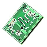 WHDTS 5.8GHZ Microwave Radar Detector Module Detection Range 6-9M Smart Sensor Switch Home