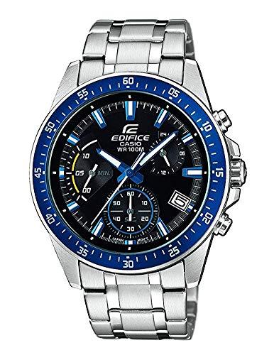 Casio Edifice Herren-Armbanduhr EFV-540D-1A2VUEF