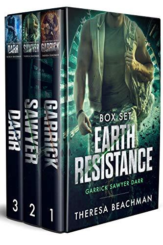Earth Resistance Box Set: Books 1-3 by Theresa Beachman