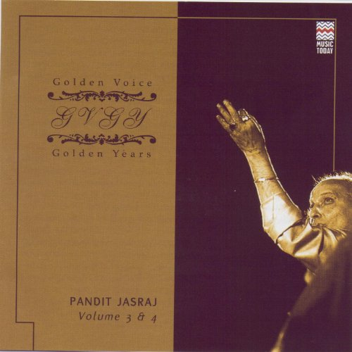 Golden Voice Golden Years - Pandit Jasraj - Volume 3
