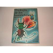 Zoología de los Invertebrados.