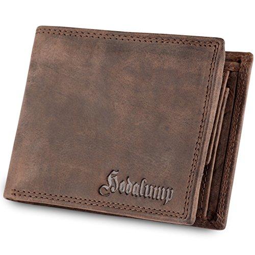 Geldbörse für Herren aus Leder
