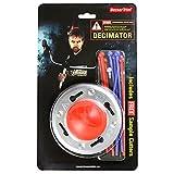 """Testina di taglio di del sistema di taglio """"Bessertrim"""" e utensili di taglio : 4 x rosse (4mm), 4 x blu (3.5mm) e 2 x """"Decimator"""" (4mm rinforzato)"""