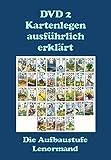 Kartenlegen ausführlich erklärt - DVD 2: Die Aufbaustufe - Lenormand