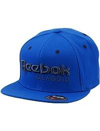 Reebok Herren Caps / Snapback Cap Cl Fo blau Verstellbar
