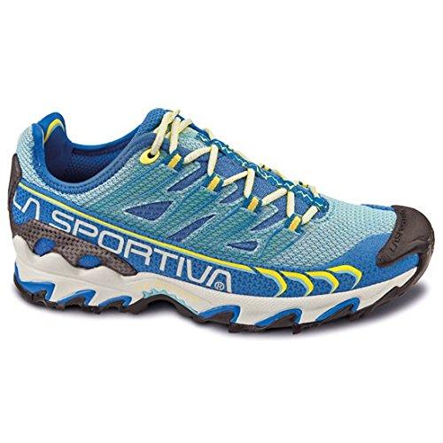 La Sportiva Ultra Raptor Light - Deportivos de running para mujer, color azul, talla 40