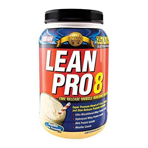Labrada Lean Pro8 1.3kg- Vanille