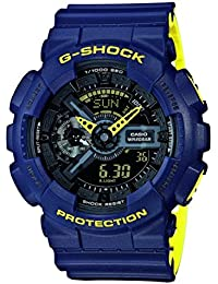 Casio G-Shock – Herren-Armbanduhr mit Analog/Digital-Display und Resin-Armband – GA-110LN-2AER