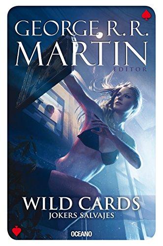 Wild Cards 3: Jokers Salvajes por George R. R. Martin