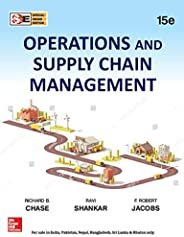 Operations and Supply Chain Management (SIE) | 15th Edition