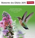 Momente des Glücks Postkartenkalender 2015: Kalender mit 53 Postkarten