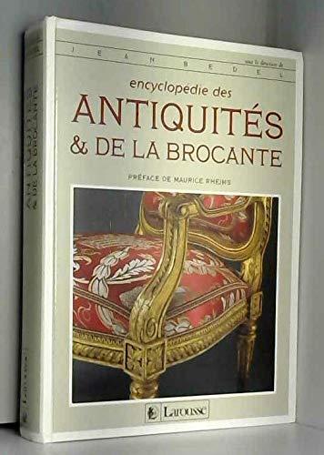 Encyclopédie des antiquités et de la brocante par collectif