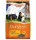 Burgess Excel Nuggets with Mint Guinea Pig Food 4 kg