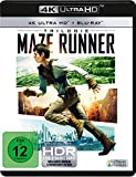 Maze Runner 1-3  (3 4K Ultra HD) (+ 3 Blu-ray 2D)
